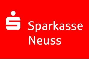 Hauptsponsor Sparkasse Neuss